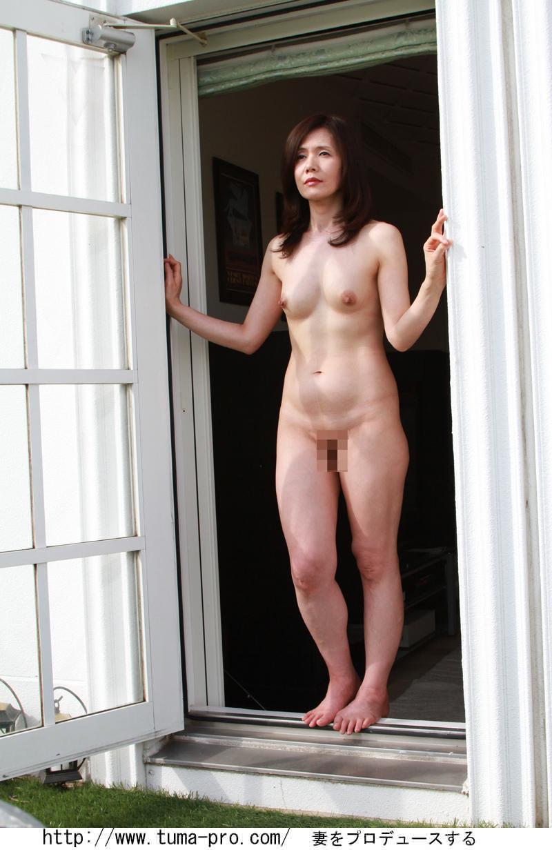 熟妻 オールヌード 投稿 熟女のヴァージンヌード4